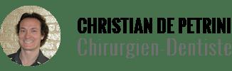 dr Christian de Petrini